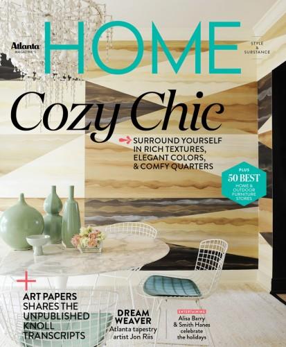 Atlanta Magazine's HOME Winter 2015