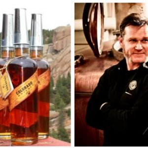 Rob Dietrich, master distiller of Stranahan's Colorado Whiskey
