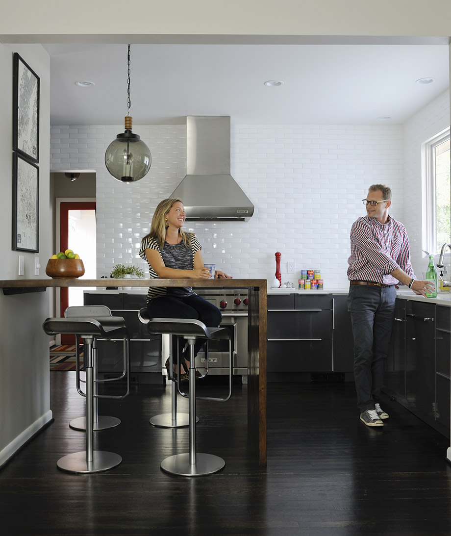Kitchen Without Upper Cabinets Midcentury In Marietta Dana And Hicks Poor Restore A 50s Gem