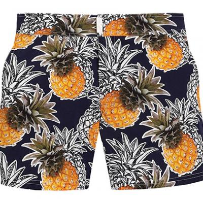 Vilebrequin swim trunks, $280