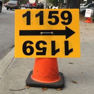 """The CW's """"Cordon"""" films off of West Peachtree Street and Simpson Street."""