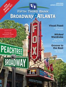 Broadway in Atlanta