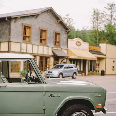 Fourth Street, Highlands, North Carolina