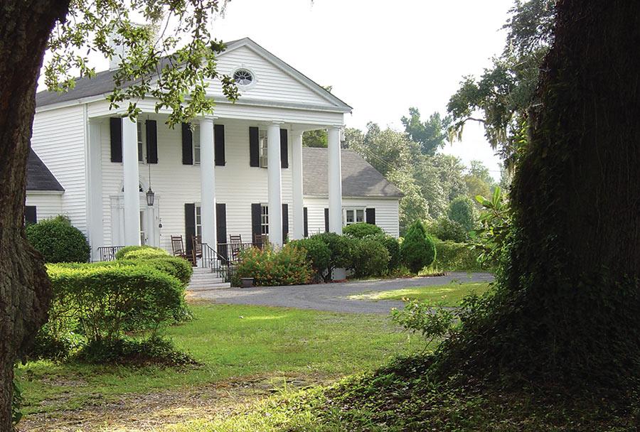 Springbank Retreat in Kingstree, South Carolina