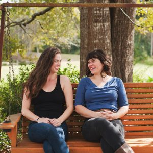 Holli Medley (left) and Kathryn DiMenichi are partnering to launch a neighborhood market.