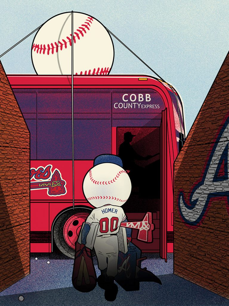 With just two seasons left at Turner Field before they decamp to Cobb, a look back at the Braves' top 10 wins in the city of Atlanta