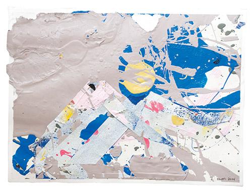 """""""Peaks"""" by Danielle Brutto, WonderRoot"""