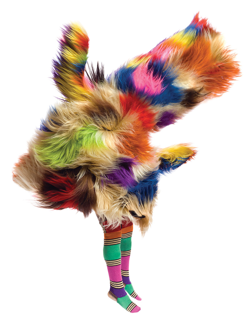 Nick Cave S Soundsuits Brings Found Object Sculpture To