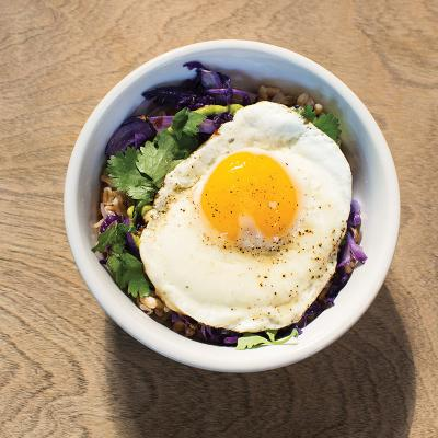 For a healthier brunch alternative, check out this nutrition-packed bowl