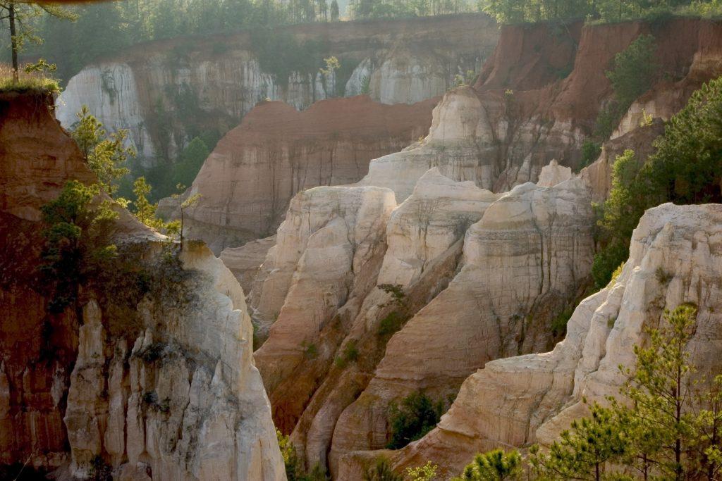 Providence Canyon Visit Georgia S Unnatural Quot Natural