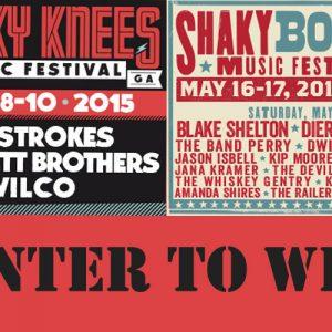 Shaky Boots-Knees