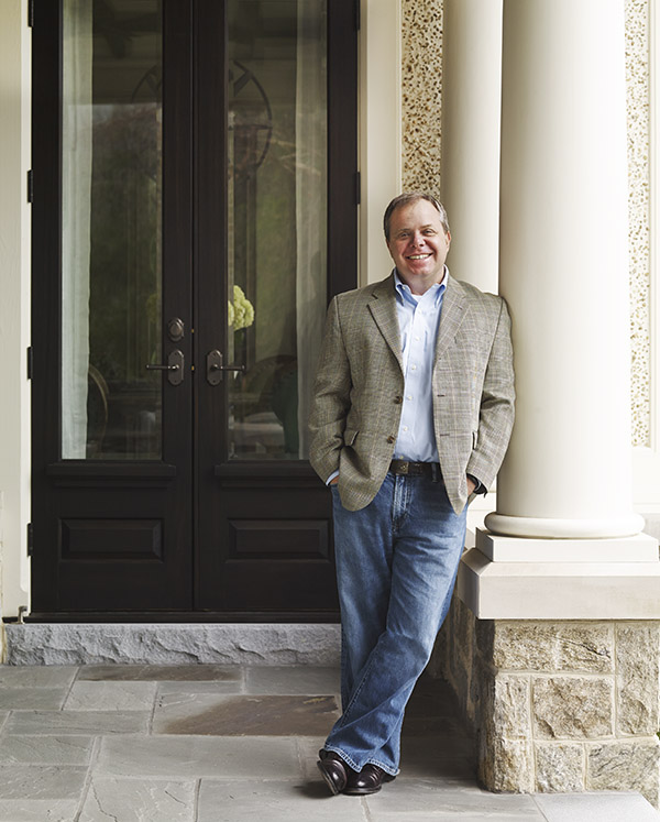 Architect Frank Neely specializes in historic design.