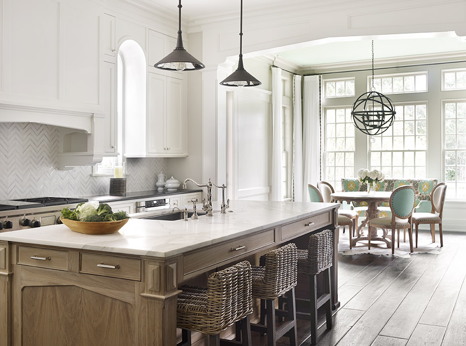 Tudor treasure architect frank neely designs an old for Old english kitchen designs