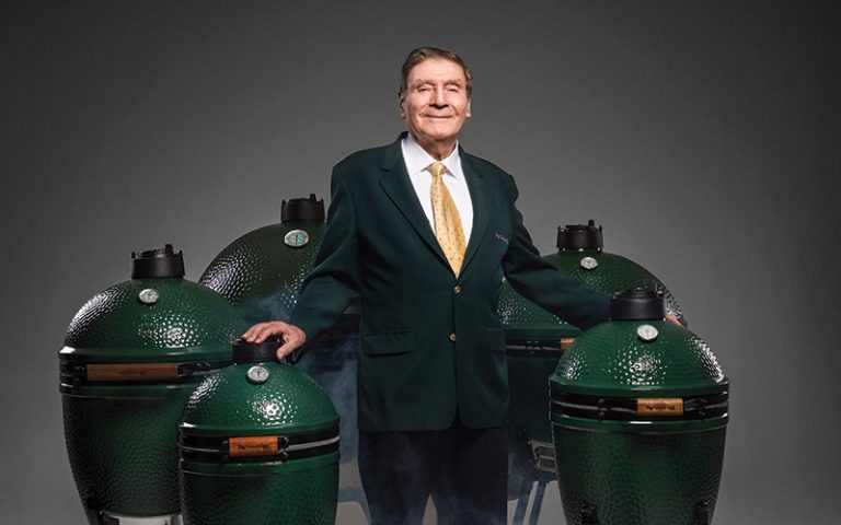 How the Big Green Egg became a phenomenon