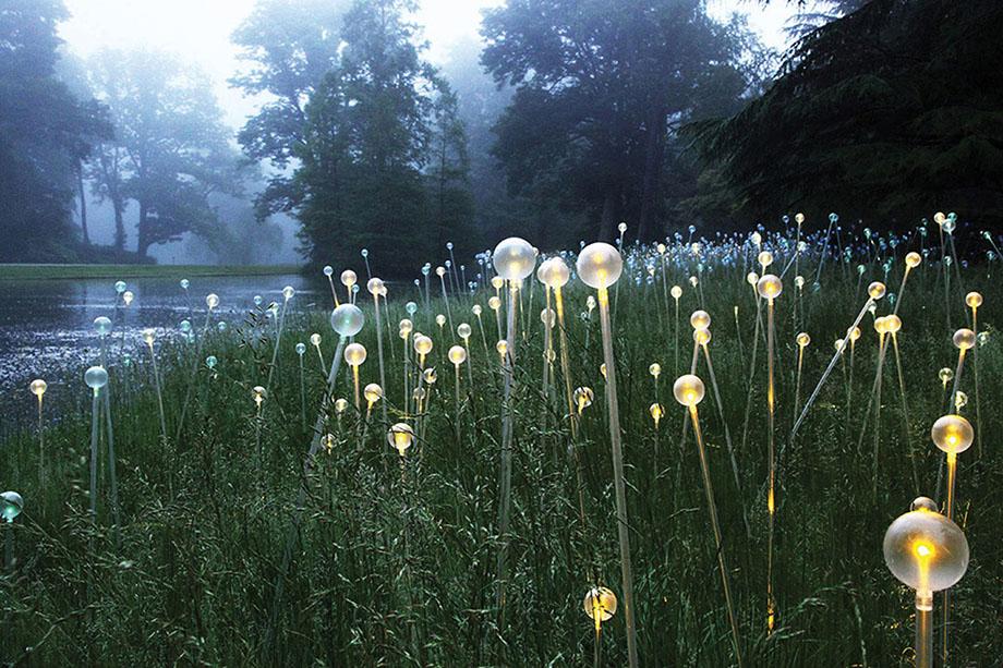 Bruce Munro lights up the Atlanta Botanical Garden with miles of