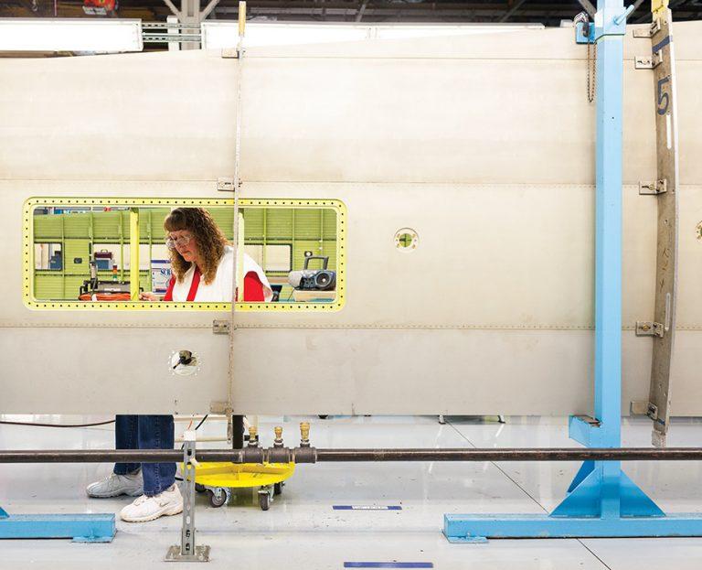 One Square Mile: Lockheed Martin Aeronautics, Marietta