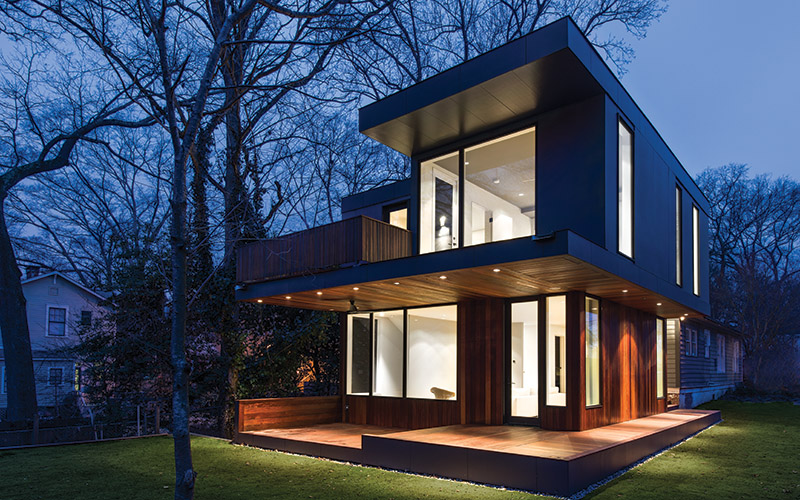 The architects of modern atlanta s design is human event Modern houses in atlanta