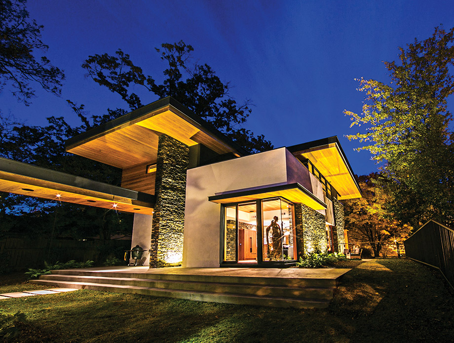 The architects of modern atlanta s design is human event - What is a contemporary home ...