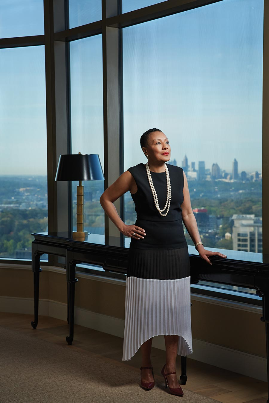 Leah Ward Sears - Atlanta Magazine