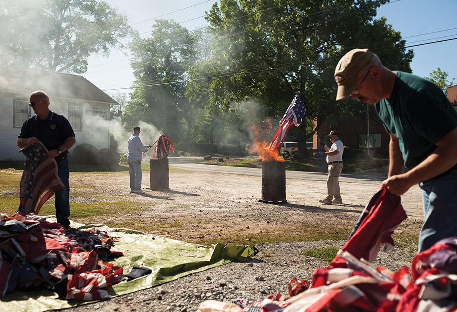American Legion Fayette County Post 105
