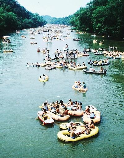 Ramblin' Raft Race