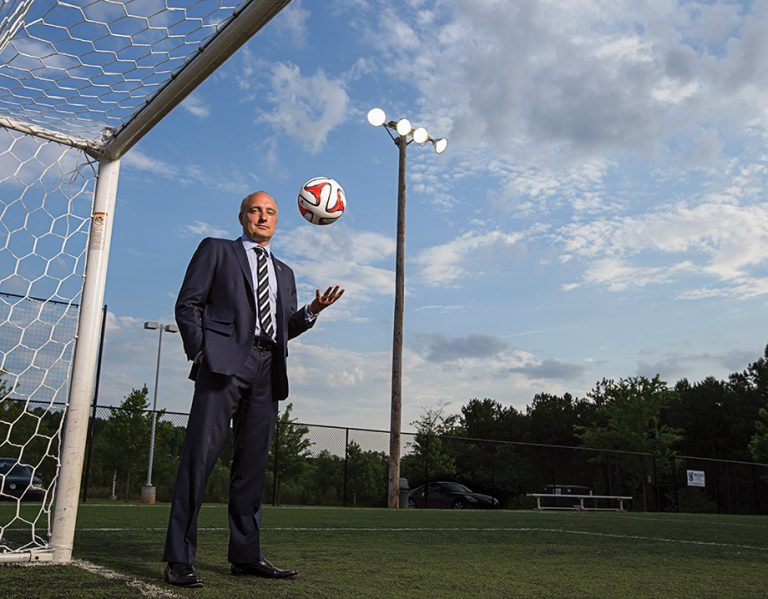 Meet Darren Eales, the Englishman building Atlanta United FC