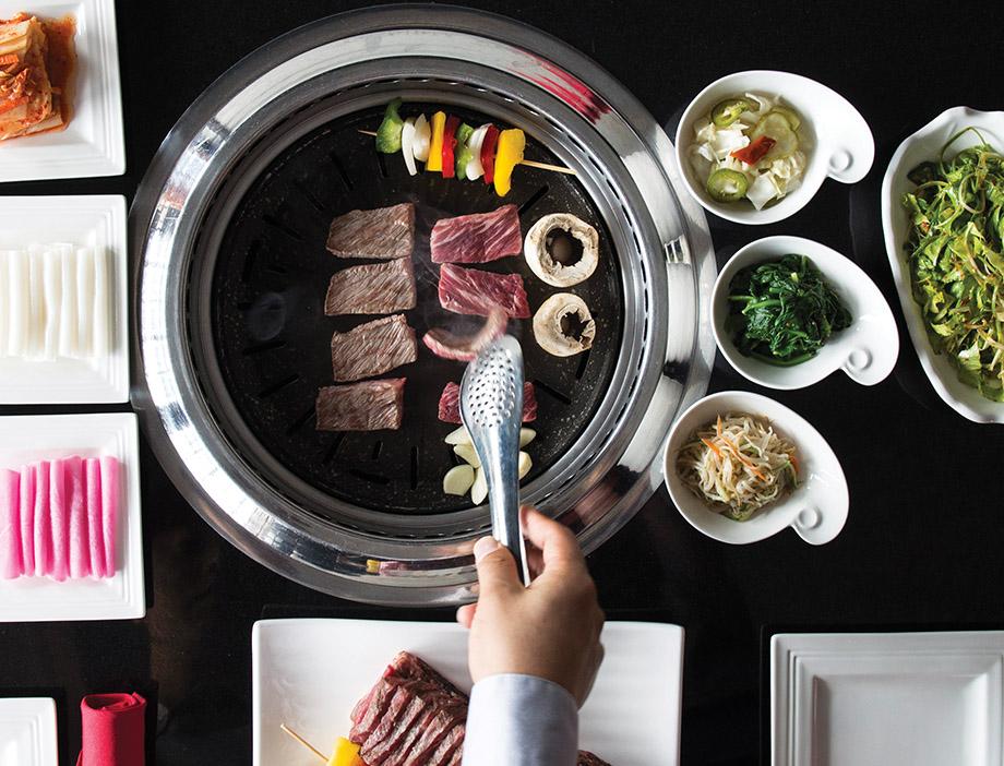 Breakers Korean BBQ