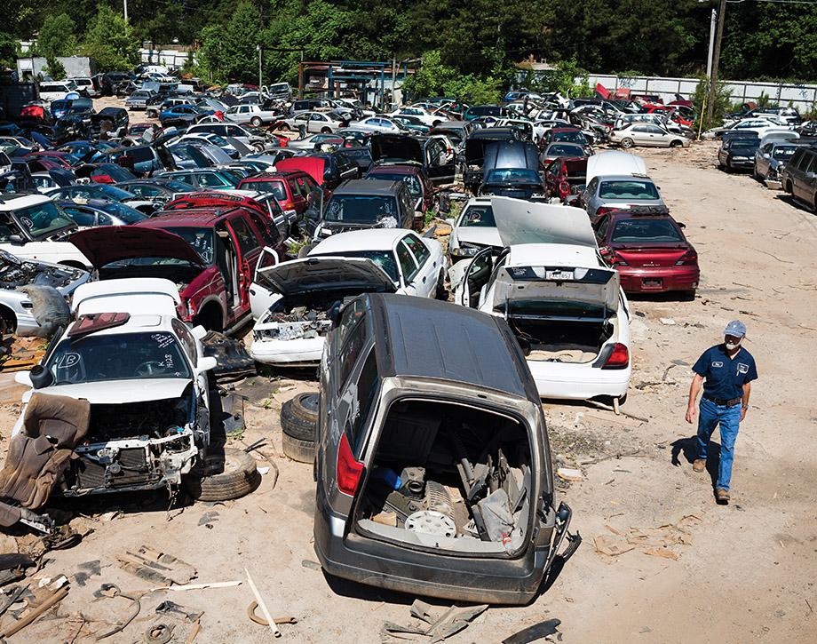 Salvage Hunter Auto Parts