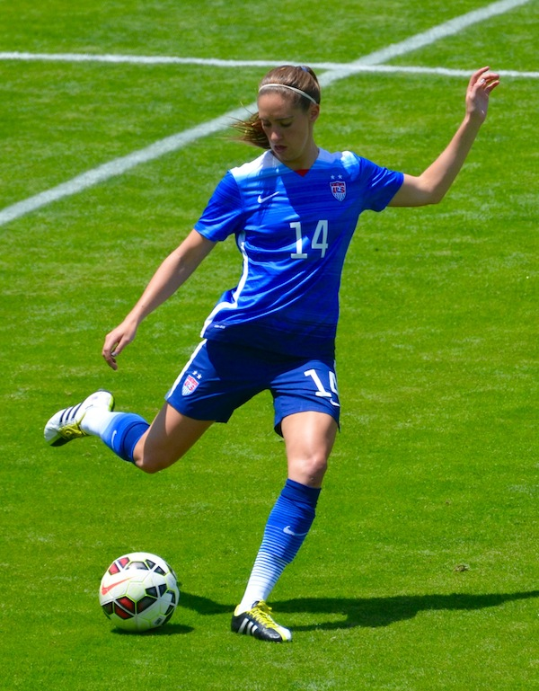 Shot at Glory: Meet the Georgia players in the 2015 Women's World Cup