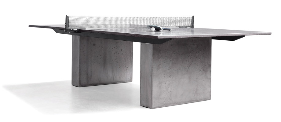 Superbe Ping Pong Photograph Courtesy Of Restoration Hardware