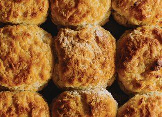 Matthews Cafeteria Biscuits