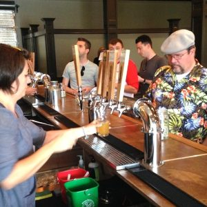 Eventide Brewing recently opened its taproom