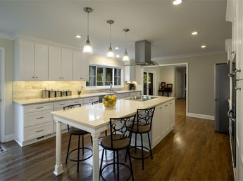 Before & After: A Marietta home remodel banishes wallpaper from ...