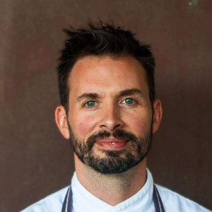 Brian Jones, executive chef of Restaurant Eugene