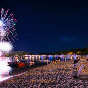 Full Moon Party at Lanier Islands