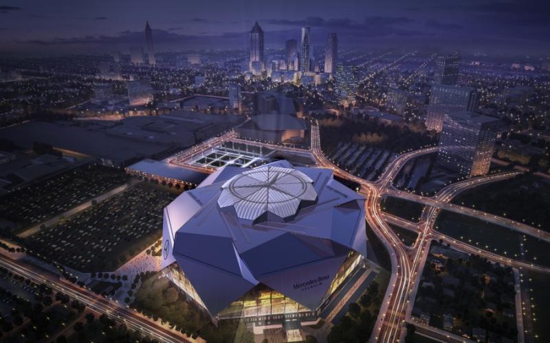 It S Atlanta Super Bowl Will Come To New Falcons Stadium