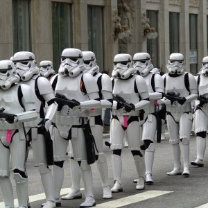 Stormtroopers at Dragon Con