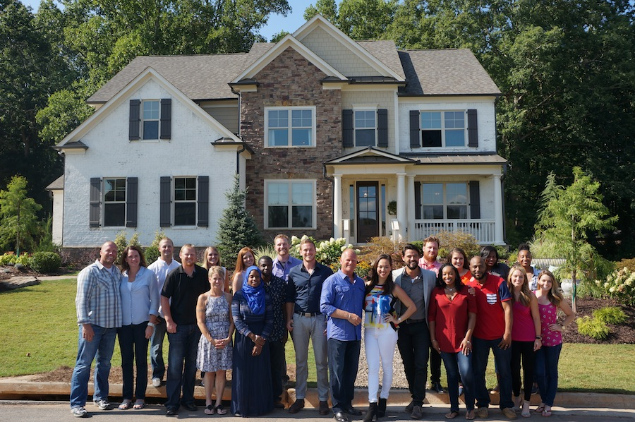 Strange Atlanta Builder Offers Grand Prize Homes For Fox Reality Series Largest Home Design Picture Inspirations Pitcheantrous