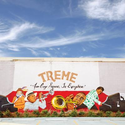 Treme, New Orleans