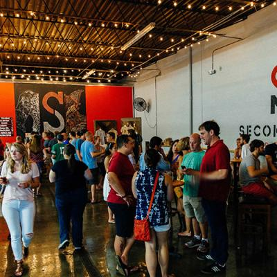 Photograph Courtesy of Second Self Beer Company
