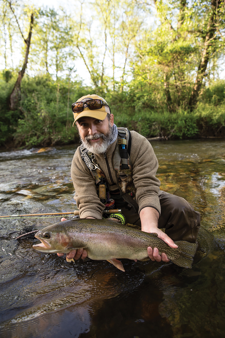 Road trip north georgia mountains atlanta magazine for Fly fishing blue ridge ga