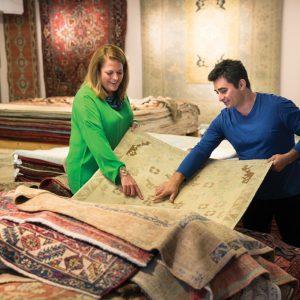 Azra Oriental Rugs