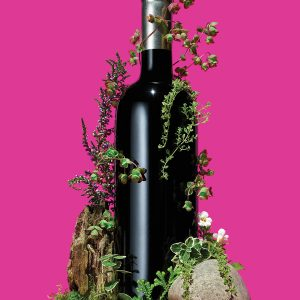 Biodynamic wine