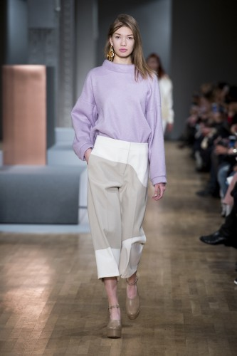 A look from Tibi's fall collection