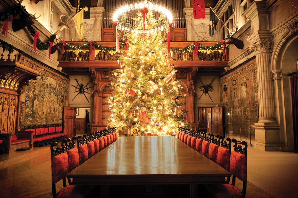Your guide to holiday revelry throughout the South.