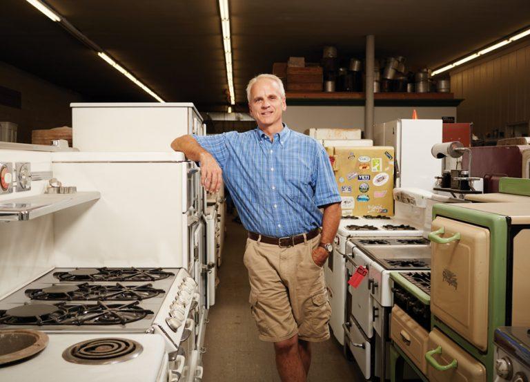 Antique Appliances brings retro kitchenware back to life