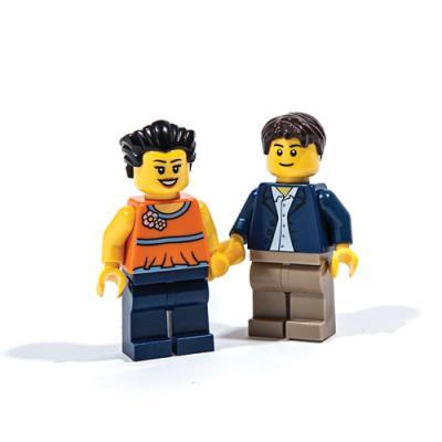 Legos MODA