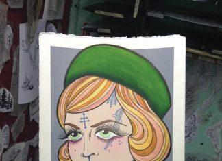 Rachel Anne Liberty Tattoo