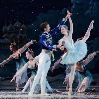 Atlanta Ballet's Nutcracker. Photo by Charlie McCullers.