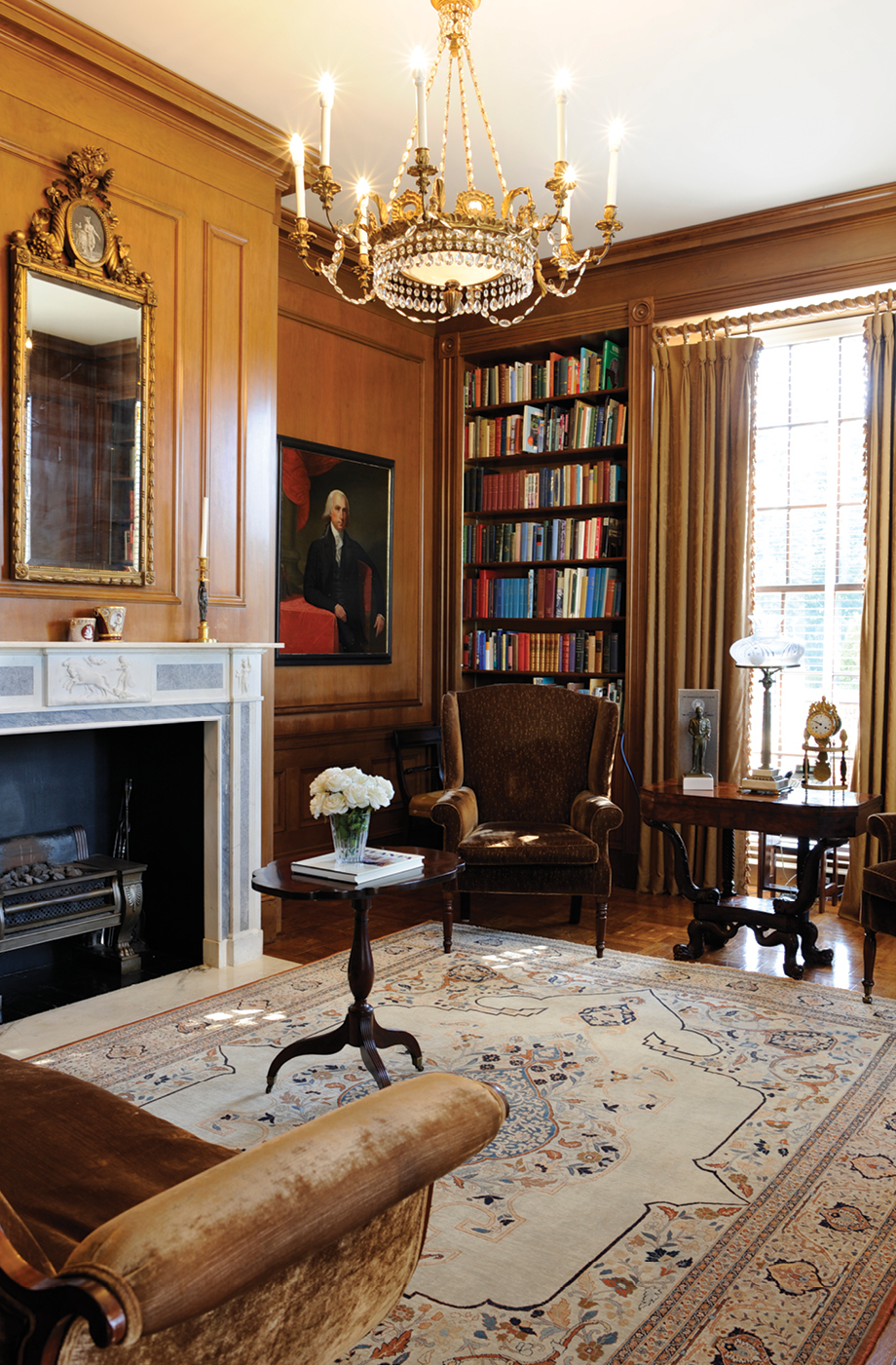 Behind The Scenes Of The Governor S Mansion Atlanta Magazine